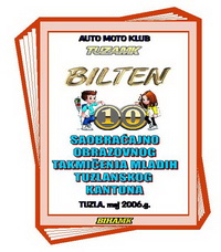 Bilten SOTK 2006