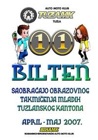 Bilten SOTK 2007