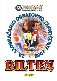 Bilten SOTK 2009