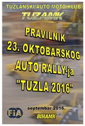 Pravilnik 23 oktobarskog Auto rally Tuzla 2016_001_resize