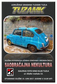 Plakat saobraćajna nekultura 2017_mala