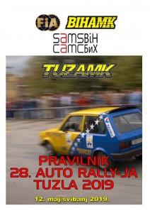 Pravilnik 28 Auto rally Tuzla 2019 www_001